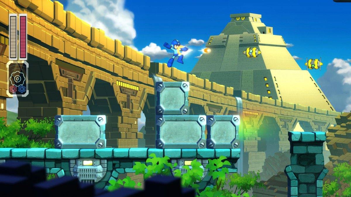 Mega Man 11 pode ser lançado dia 3 deoutubro