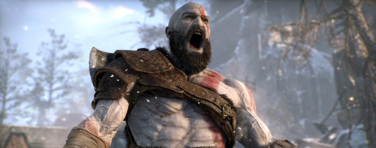 God of War vende 5 milhões de cópias em seu mês delançamento