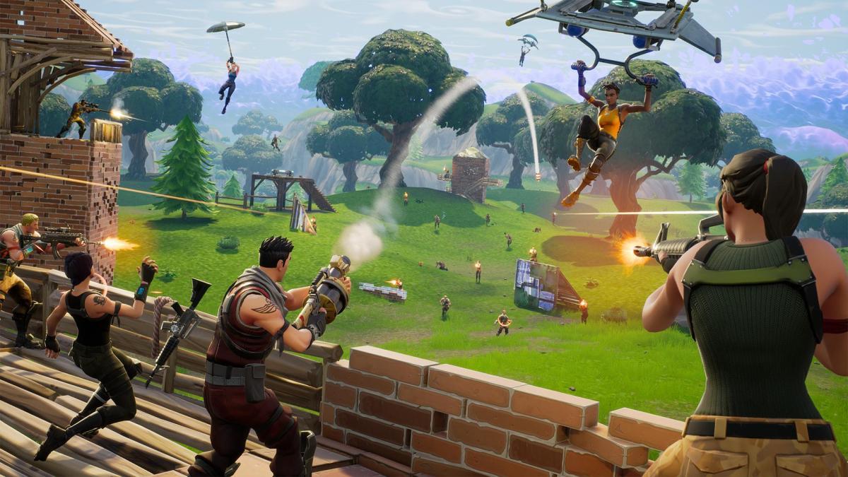 Fortnite comemora 125 milhões de players com anúncio decampeonato