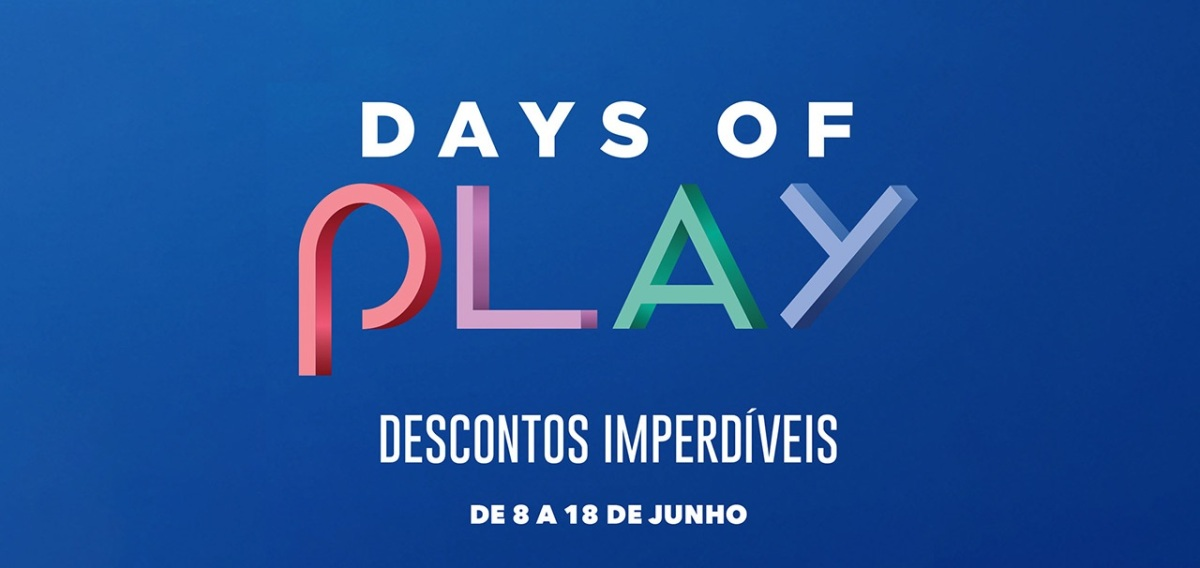 Promoção Days of Play chega na PSNbrasileira