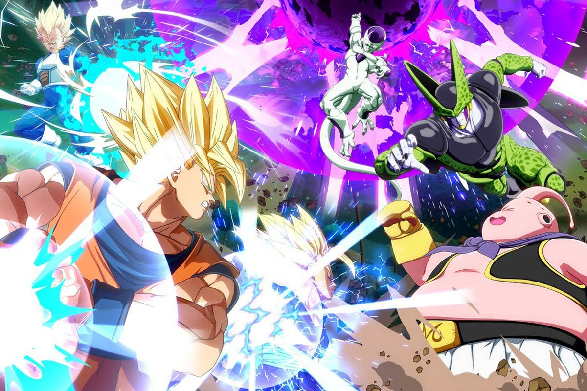 Dragon Ball FighterZ chega para o Switch em setembro noJapão
