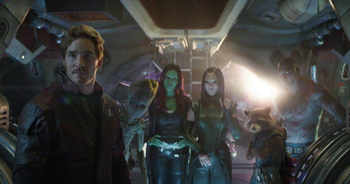 Guardiões da Galáxia: James Gunn diz que o terceiro filme encerrará a história dosheróis
