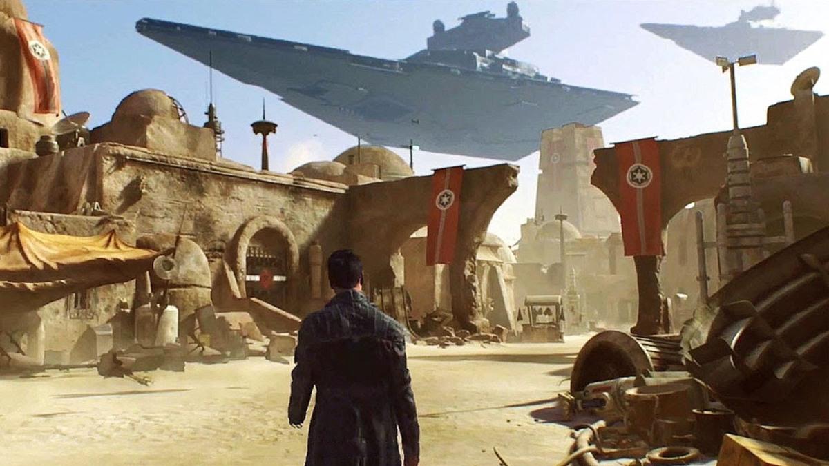 Produção de novo jogo sobre Star Wars é suspensa pelaEA
