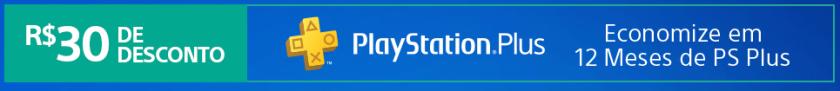 Playstation Plus - Desconto