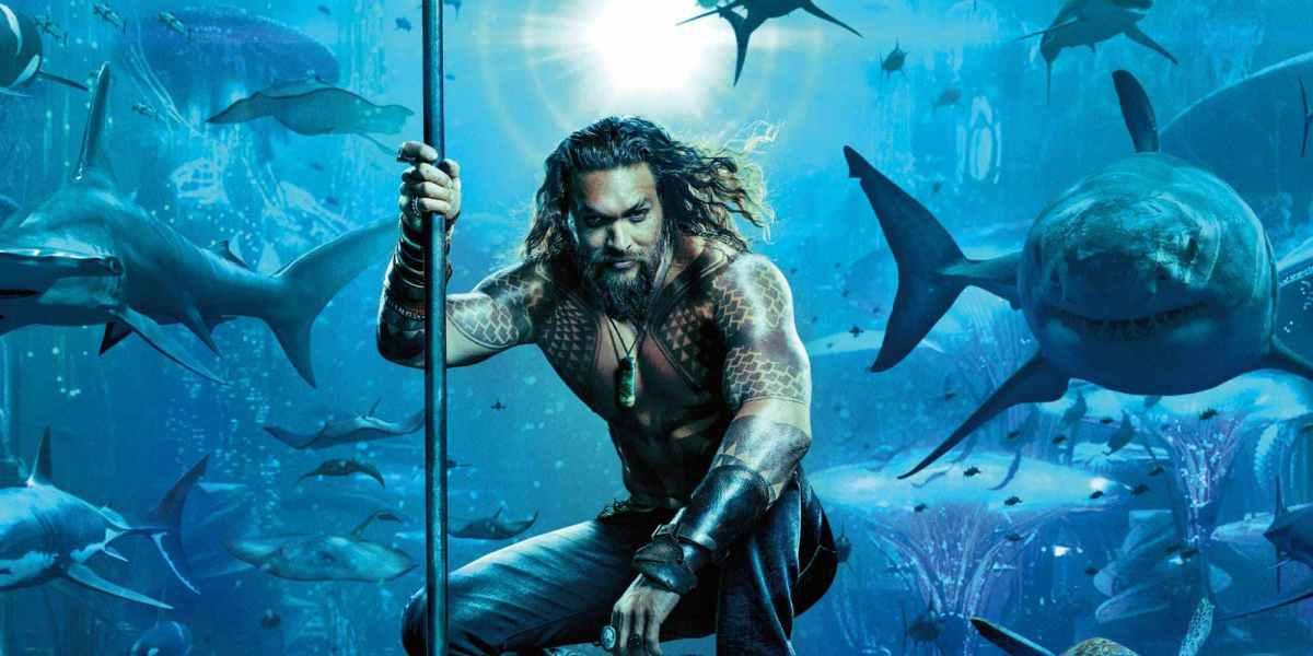 Aquaman: Filme tem primeiro trailer divulgado naSDCC