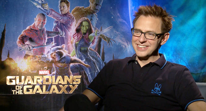 Guardiões da Galáxia: James Gunn é demitido e não tem mais relações com aMarvel