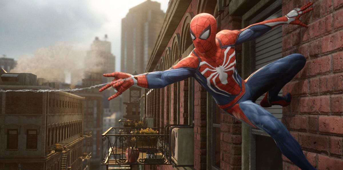 Homem Aranha para PS4 recebe novotrailer