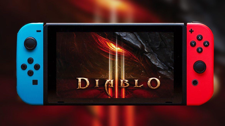 Diablo 3 será lançado paraSwitch