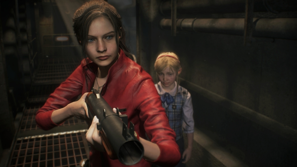 Resident Evil 2 Remake: novo gameplay destaca Claire Redfield