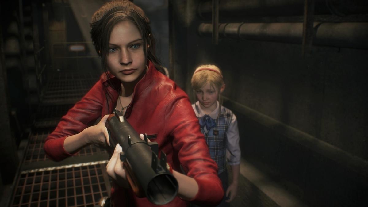 Resident Evil 2 Remake: novo gameplay destaca ClaireRedfield