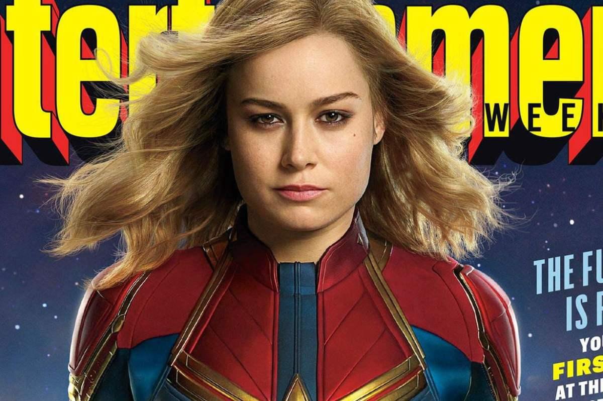 Primeiro trailer de Capitã Marvel élançado