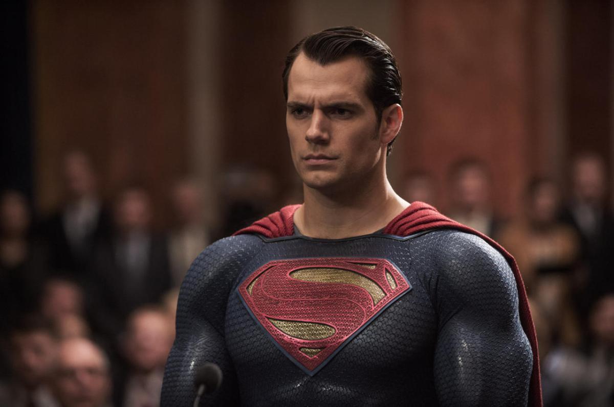 Universo DC: Henry Cavill não viverá mais oSuperman