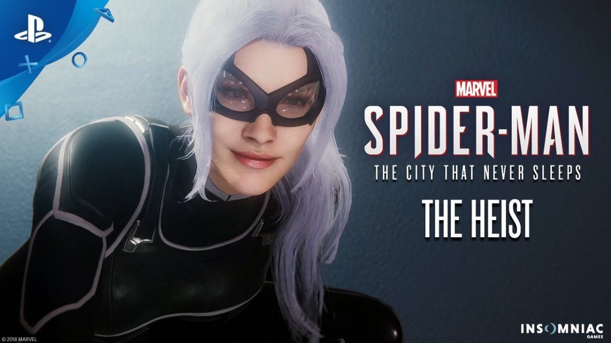 The Heist: primeiro DLC de Marvel's Spider-Man para PS4