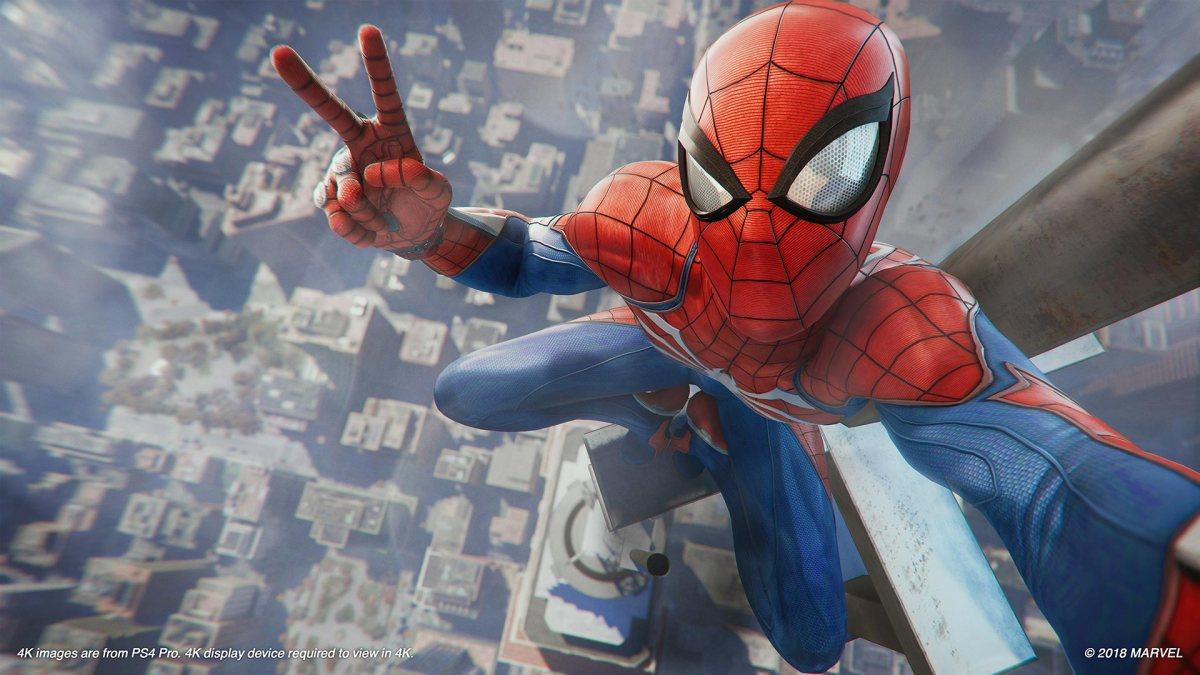 Review: Marvel's Spider-Man é o jogo definitivo doAranha
