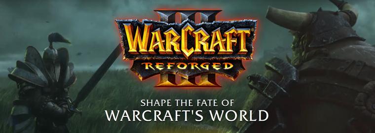 Remake anunciado! Warcraft III:Reforged