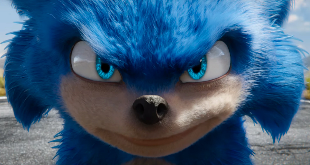 "Veja o trailer oficial de ""Sonic The Hedgehog"""