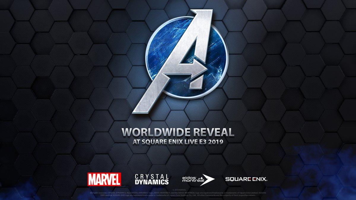 The Avengers Project: jogo baseado na franquia dos cinemas estará na E32019