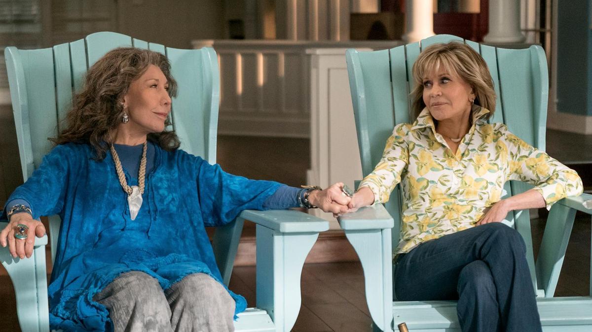 Sétima temporada de Grace and Frankie será aúltima