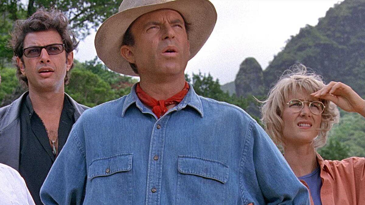 Elenco de Jurassic Park original fará parte de Jurassic World3